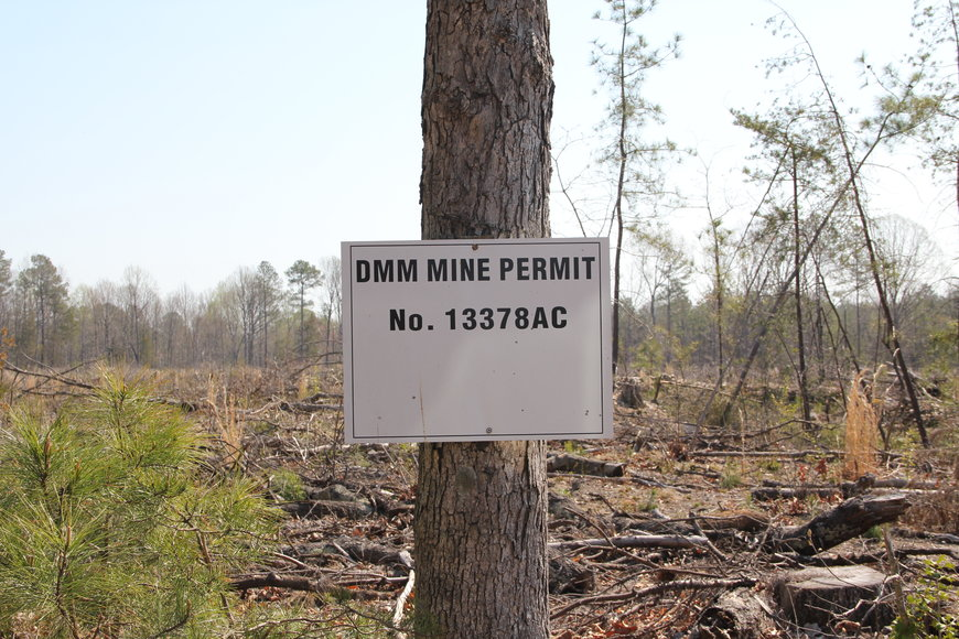 MIning Tract in Amelia