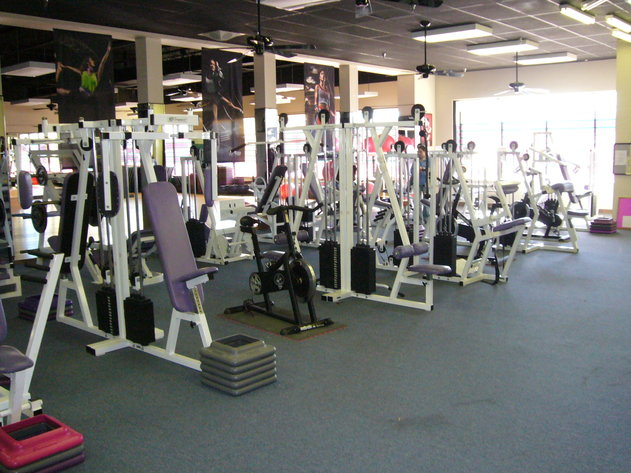 Former New Fitness Gym in Charlottesville