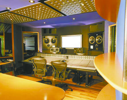 Complete Liquidation of Commercial Recording Studio
