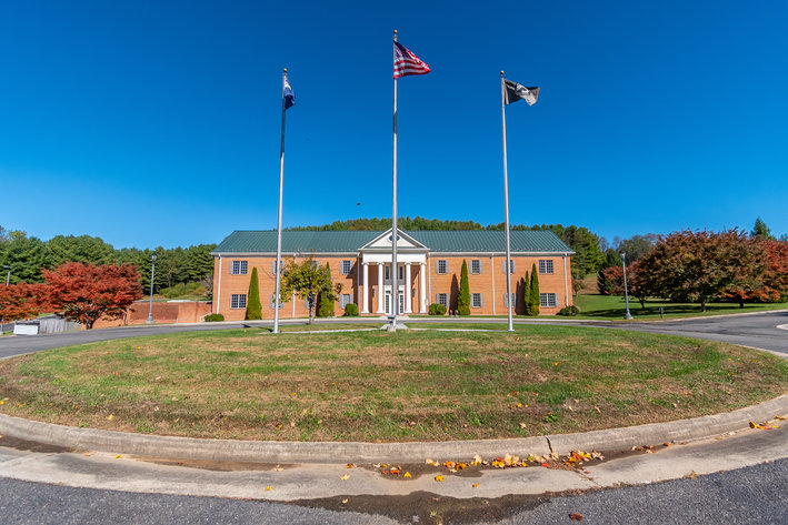 Commercial Building in Galax, VA
