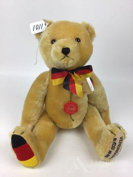 Steiff, German & Artist Bear | March 10, 2020