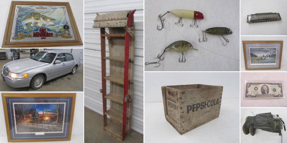 Ideal Corners March Consignment Auction