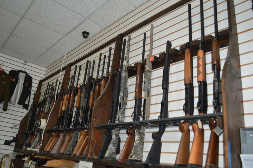 Guns of Plaza West Jewelry, Loan, and Pawn Shop