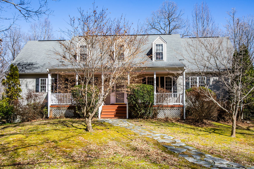 3 BR/3.5 BA Home w/Outbuildings & Pool on 10 +/- Acre Estate Lot in Rapidan Forest--Louisa County, VA  ONLINE ONLY BIDDING!!