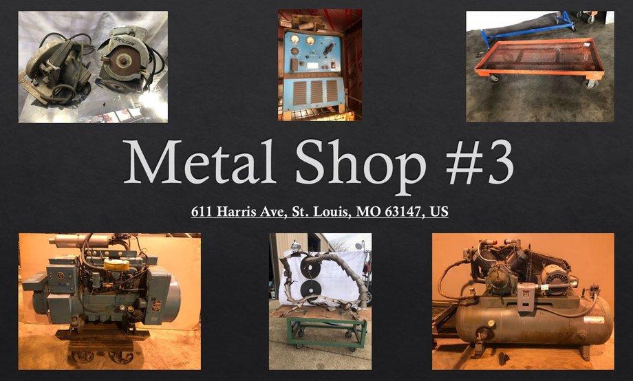 Metal Shop #3