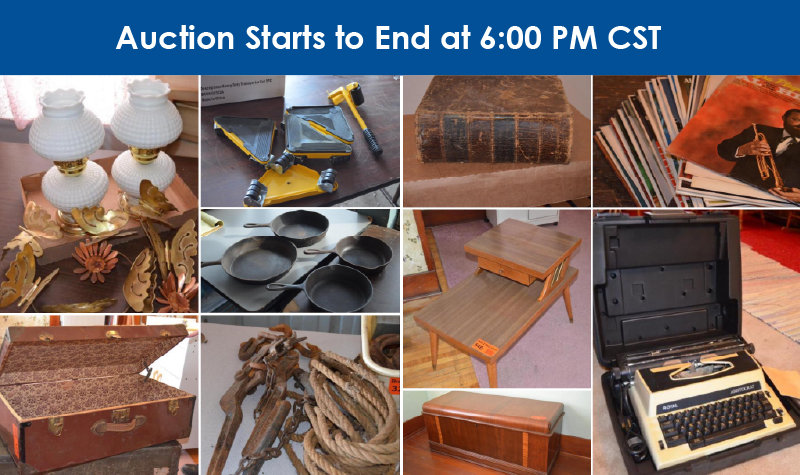 Marceille Stelter Estate Auction