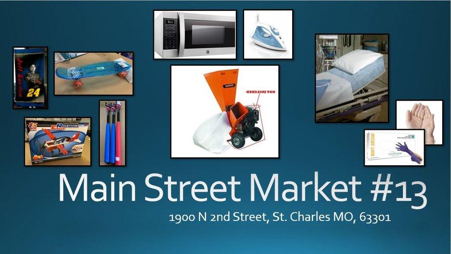 Main Street Market #13
