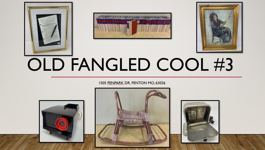 Old Fangled Cool #3