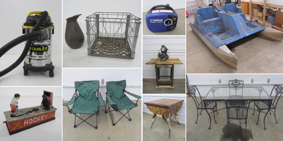 Ideal Corners Late March Consignment