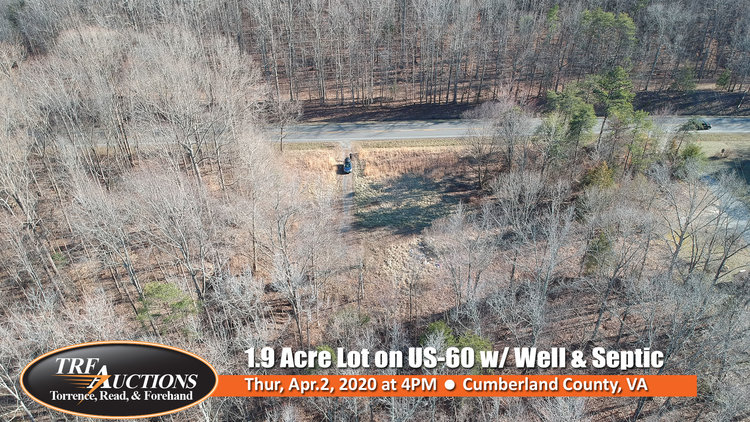 1.9 Acre Lot on US-60