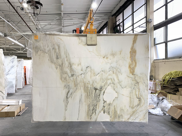White Marble Slab Inventory