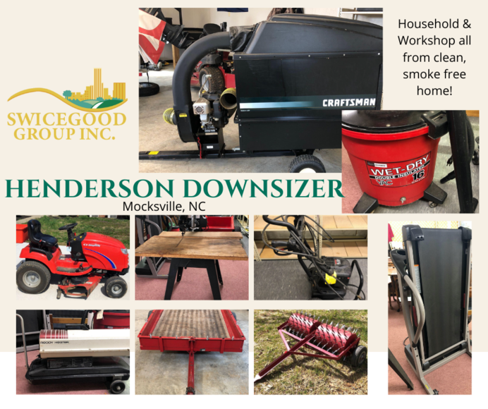 Henderson Estate & Consignment Auction