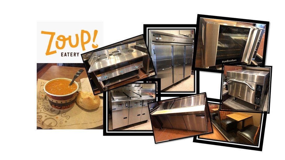 Zoup Eatery Auction