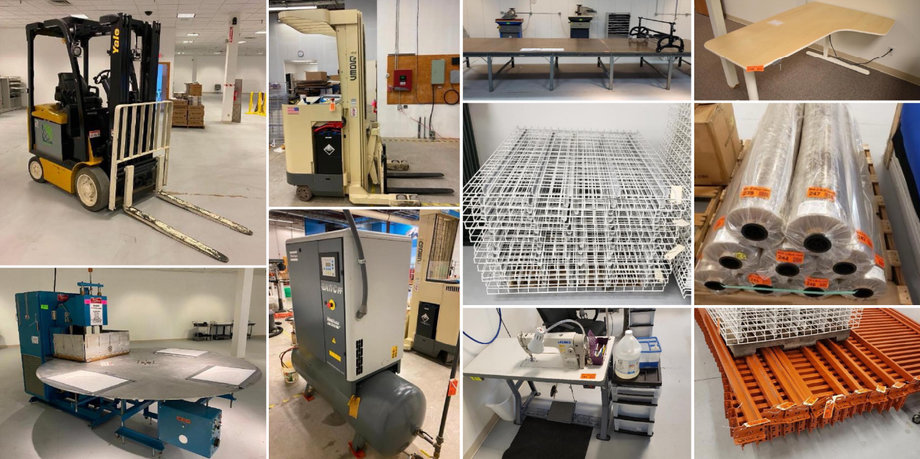 Medical Device Manufacturing Equipment