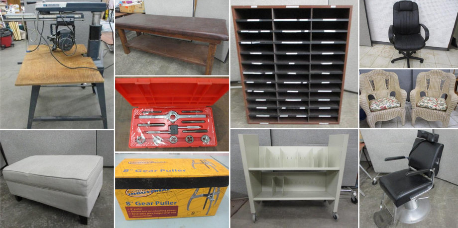 Furniture, Shop Supplies, Decor, Household & More