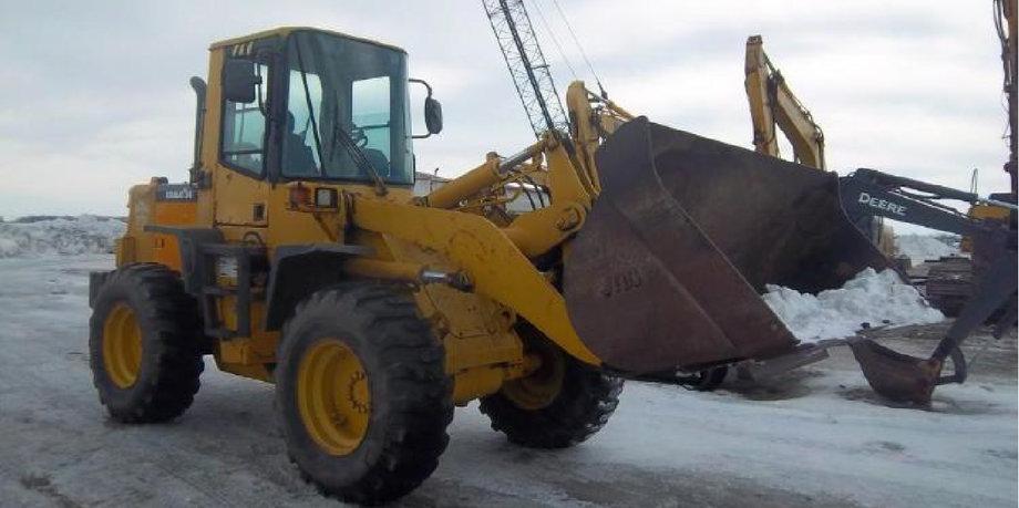 (2) Excavators, (2) Payloaders and Volvo Motor Grader