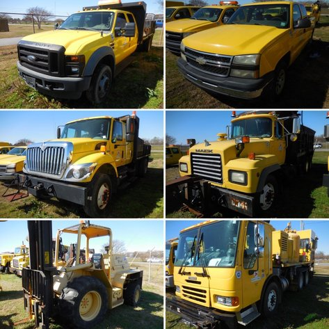 NCDOT Equipment Auction