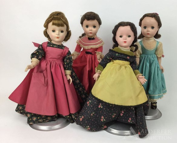 Modern and Collectible Dolls | April 28, 2020 at 8:00 PM