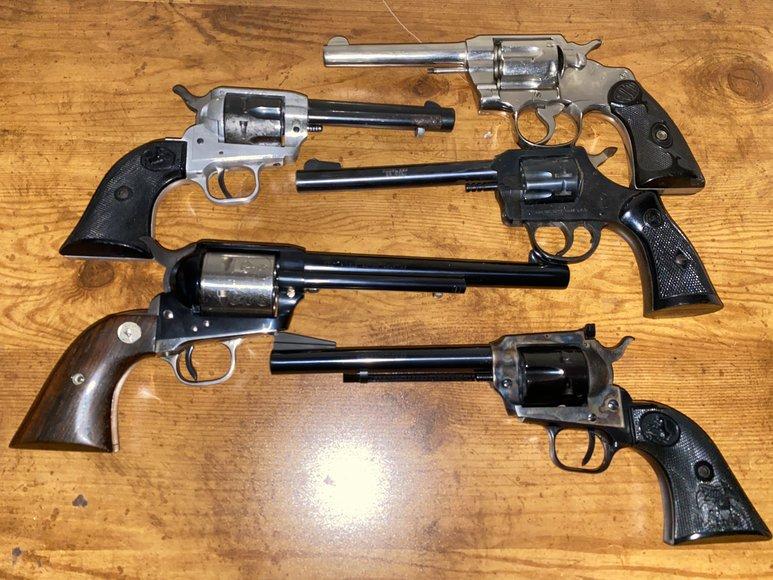 Coins, Guns, Ammunition, Knives and More!