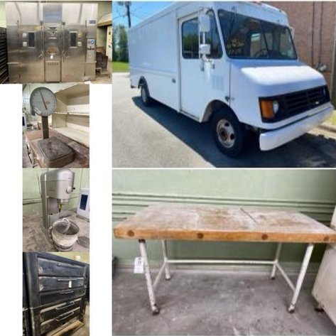Florida Bakery Equipment Online Only