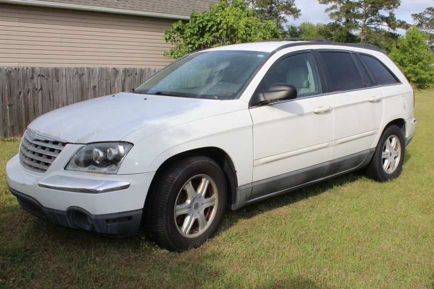 Shop Equipment, Dolls, Chrysler Pacifica, Contents of Home