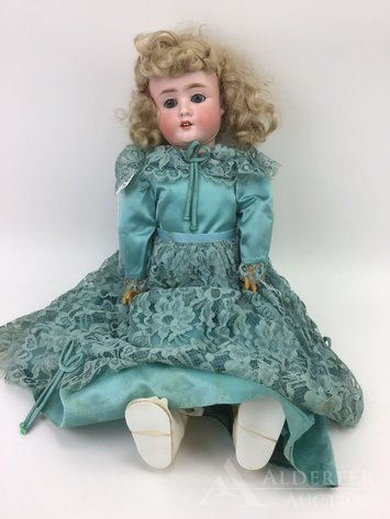 Antique Bisque Dolls and Body Parts   May 26, 2020 at 8:00 PM