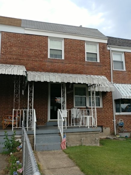 Attn: Investors & First Time Buyers! PUBLIC AUCTION - BALTIMORE CO. MD.