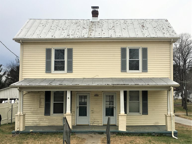 3 BR/1 BA Investment Property in Lunenburg County, VA