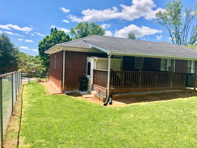5 BR/2 BA Home w/Basement on .3 +/- Acre Lot Only Minutes From Liberty University & University of Lynchburg--ONLINE ONLY BIDDING!!