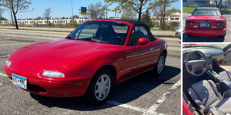 1990 Mazda Miata MX5