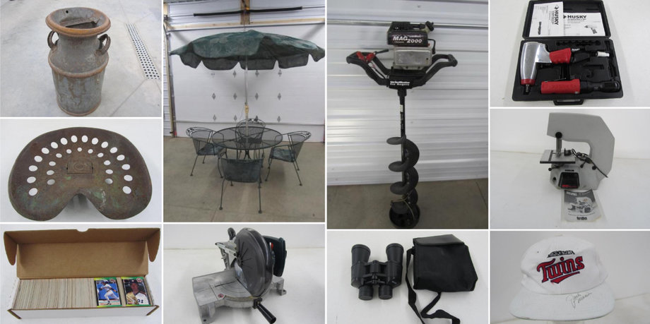 Ideal Corners Late May Consignment Auction
