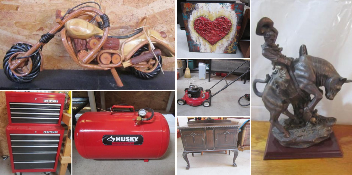 Lakes Area Moving Sale, Nisswa, MN