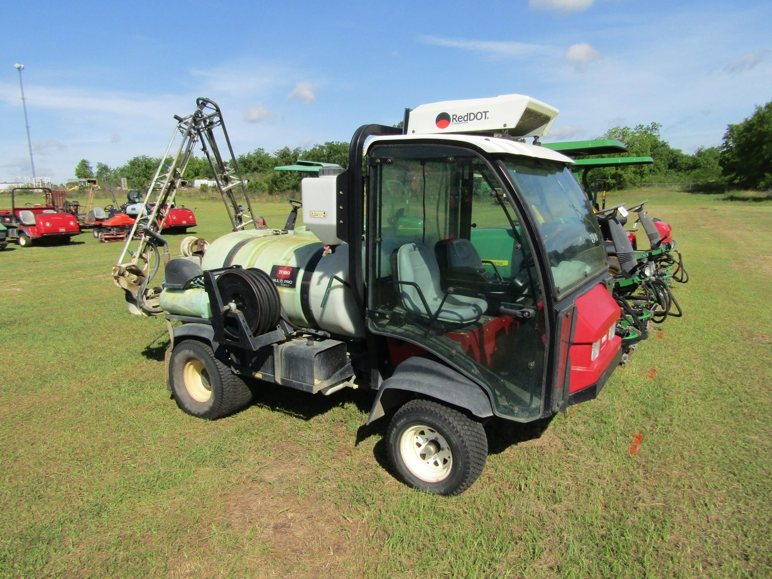 Online Only Turf Equipment Auction - Bidding Ends Wednesday May 27th