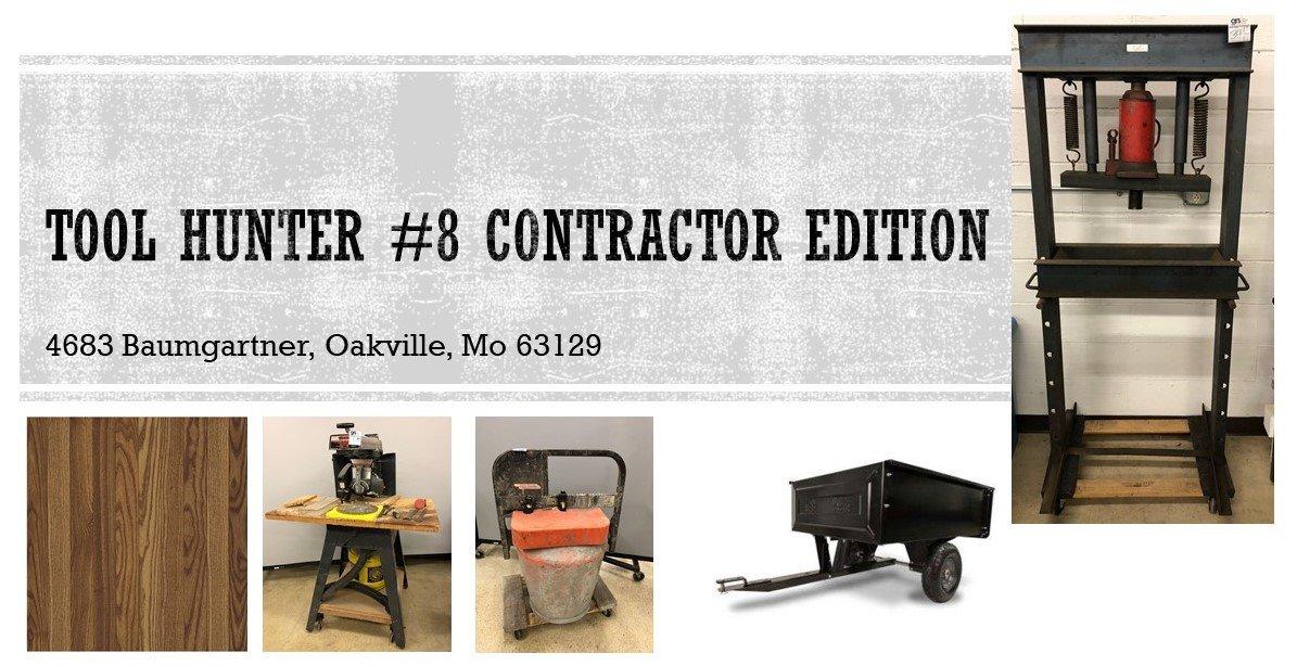 Tool Hunter 8 - Contractors Deals