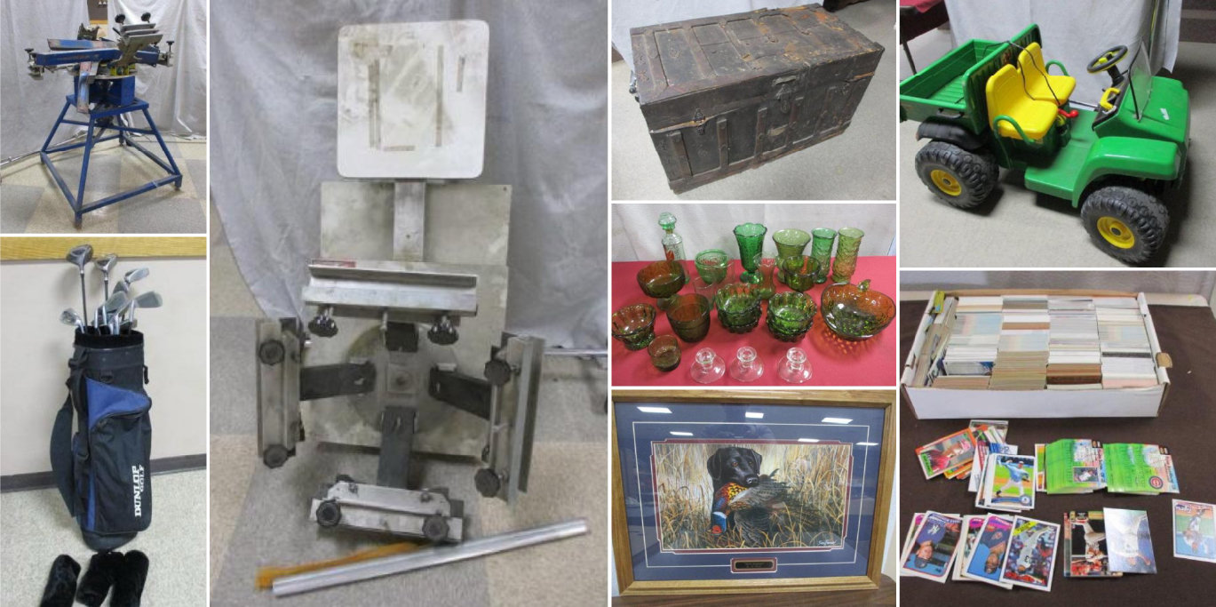 Silk Screening Press and Tables, Furniture, Sporting Goods, Lawn and Garden, Household and More