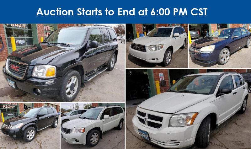Bobby & Steve's Auto World Vehicles: State Patrol Forfeiture & Abandoned Vehicles