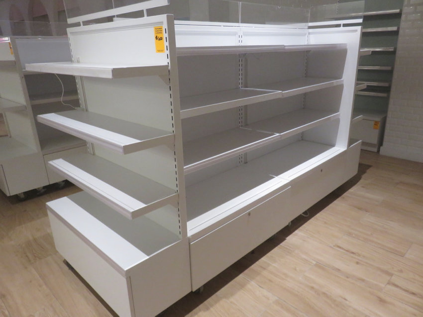 Restaurant Equipment, Retail Shelving and More!!