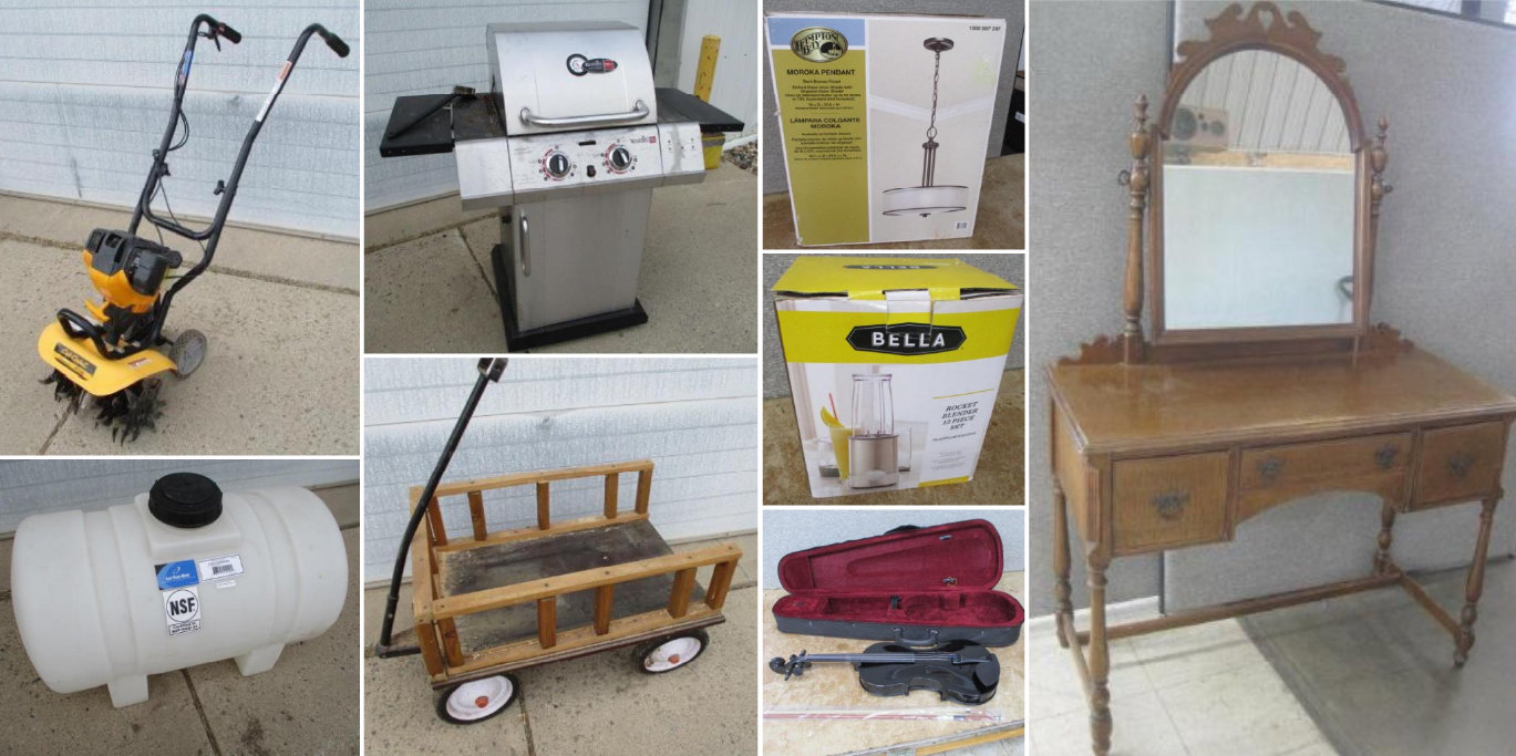Lawn and Garden, Paintball Gear, Furniture, Household, Decor and More