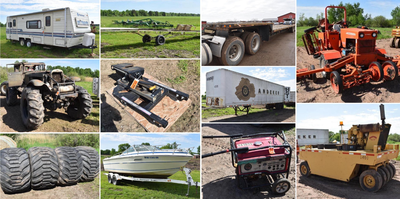 Recreational Vehicles, Trailers, Trucking Accessories & Supplies