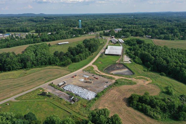 410± Acres - Cropland - Pastureland - Livestock Facilities - Surry County, NC