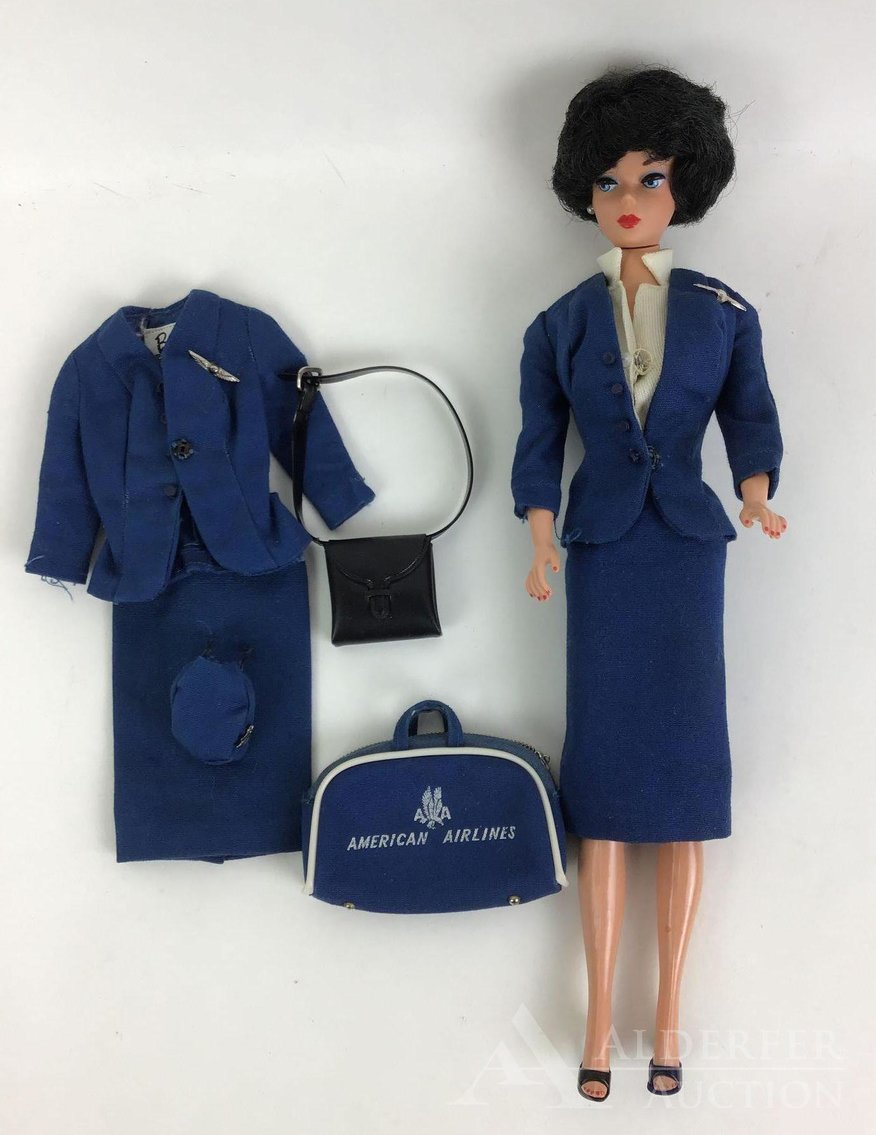 Vintage Barbie and Modern and Collectible Dolls | July 14, 2020 at 8:00 PM