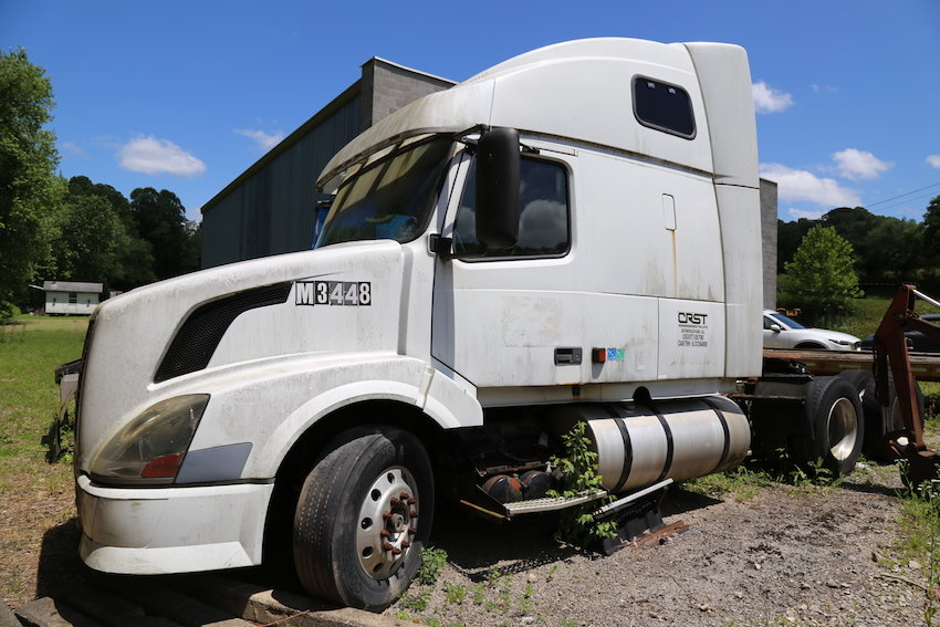 Trucks/ Trailers- Ordered Sold by FDIC as Receiver for 1st State Bank