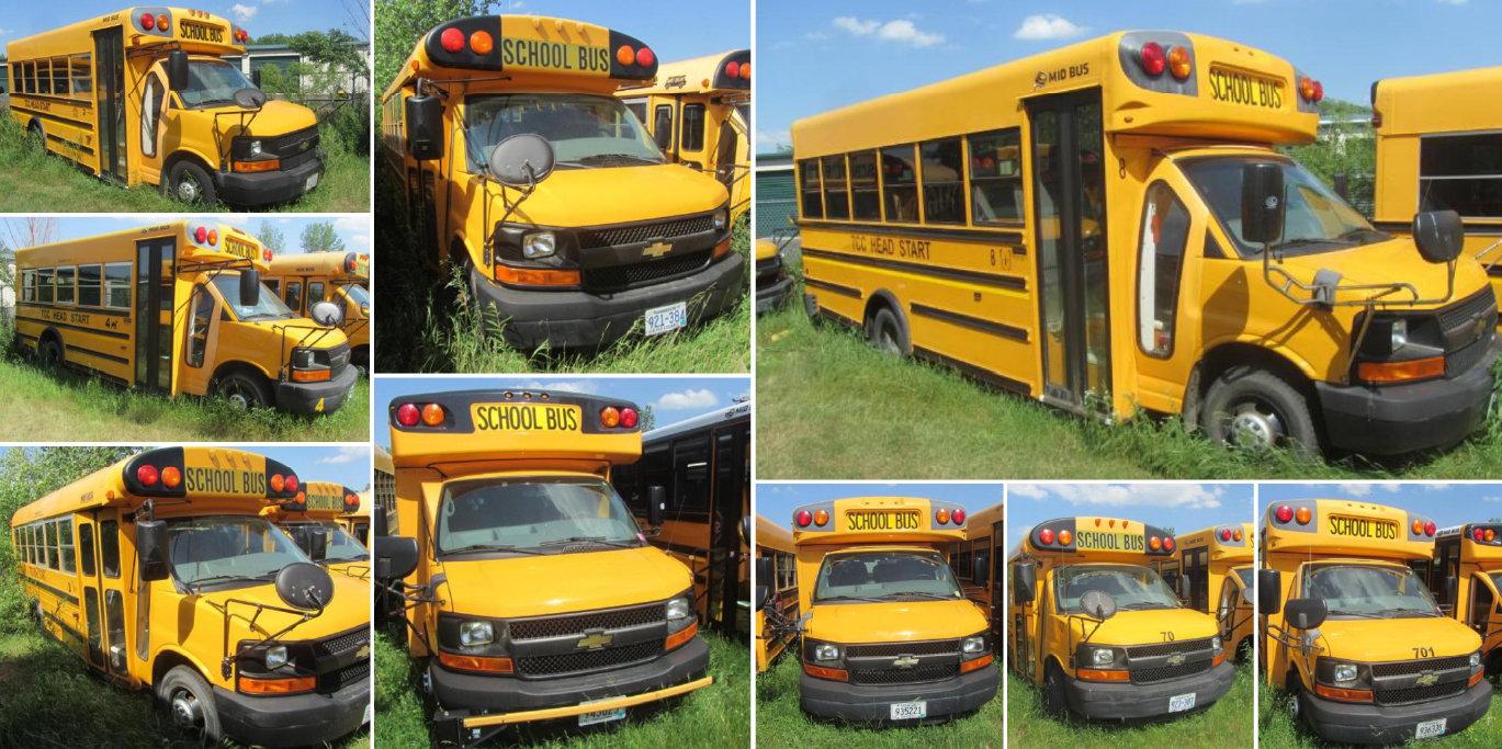 TCC Head Start Bus Liquidation, Little Falls, MN