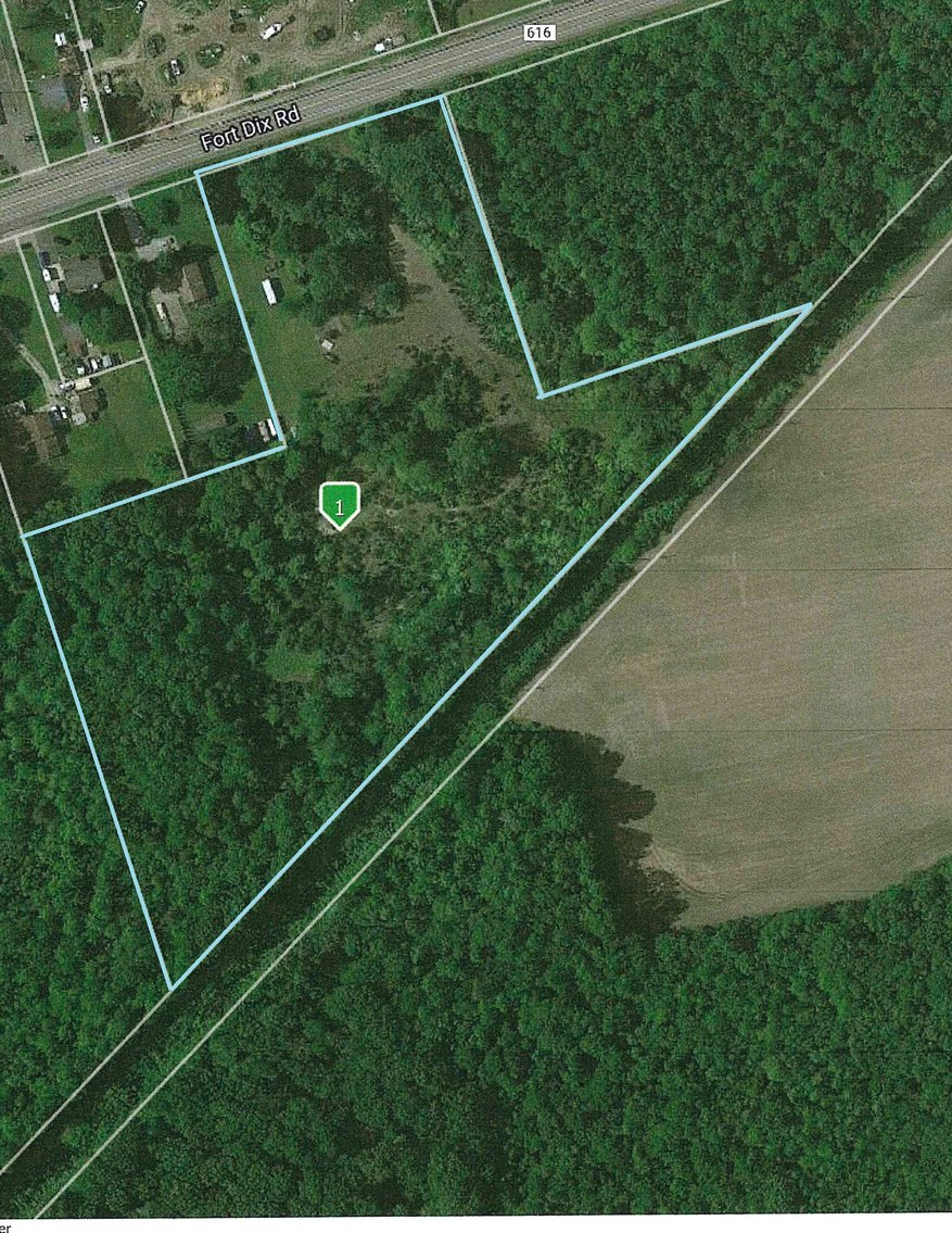 244 Fort Dix Road, Pemberton Township - Seller Ordered Auction - Online Only Auction