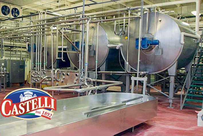 Castelli Cheese USA - Italian Cheese Manufacturing