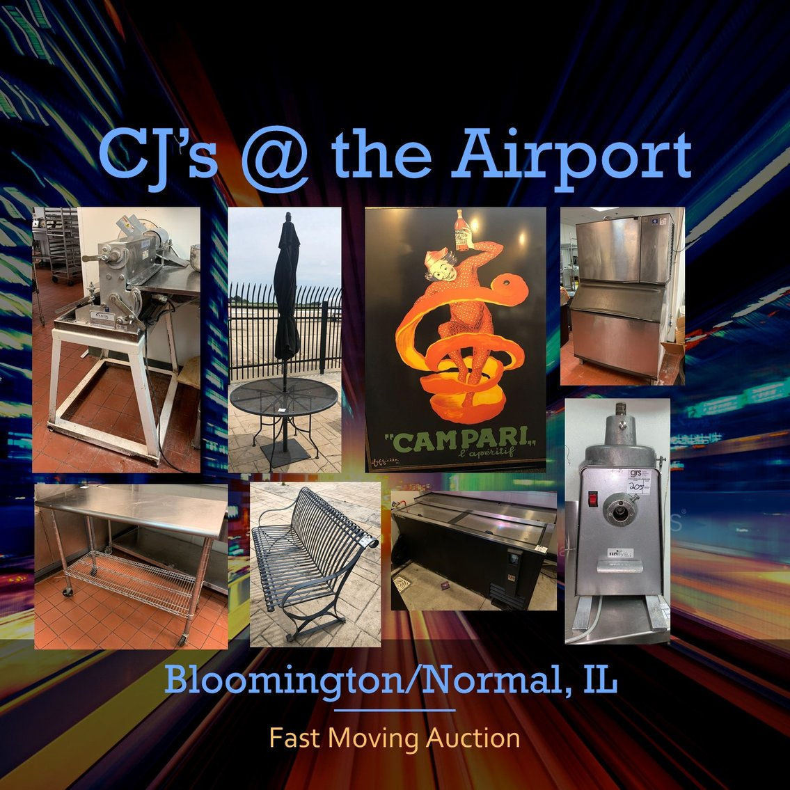 CJ's @ Bloomington Normal Airport