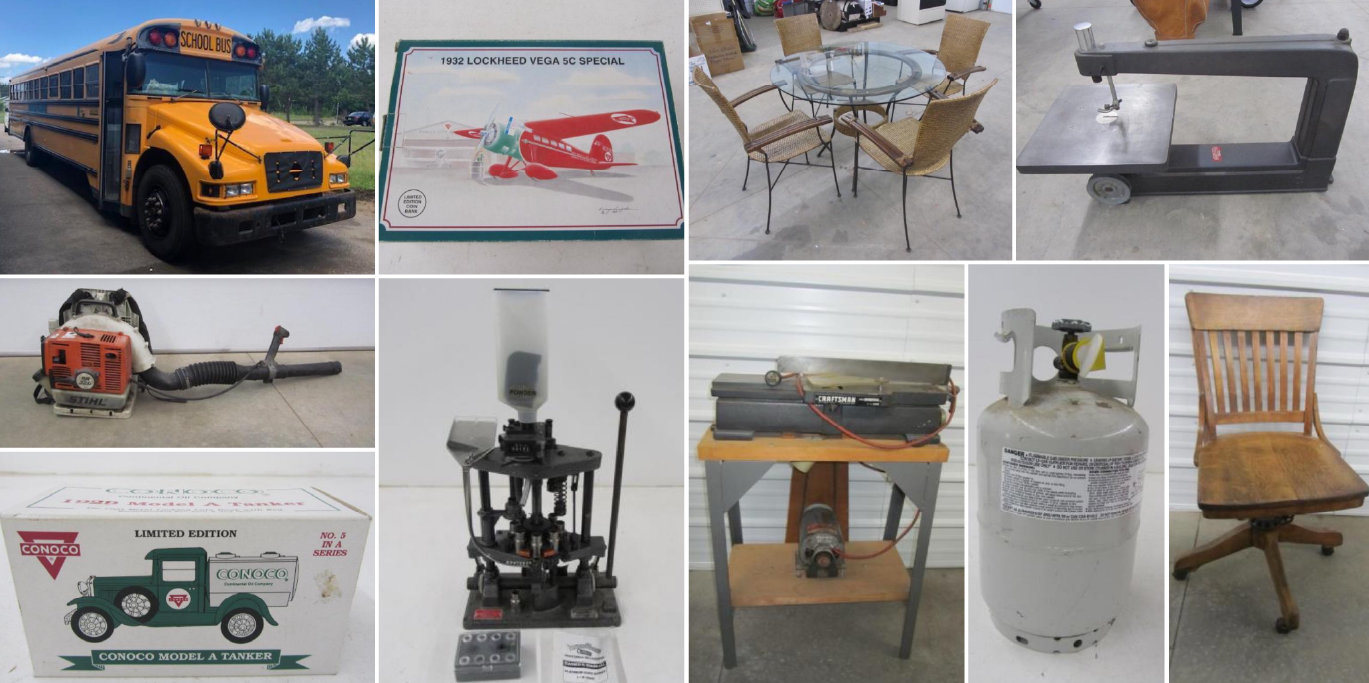 Ideal Corners Late July Consignment