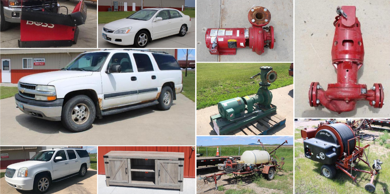 West Fargo July Consignment