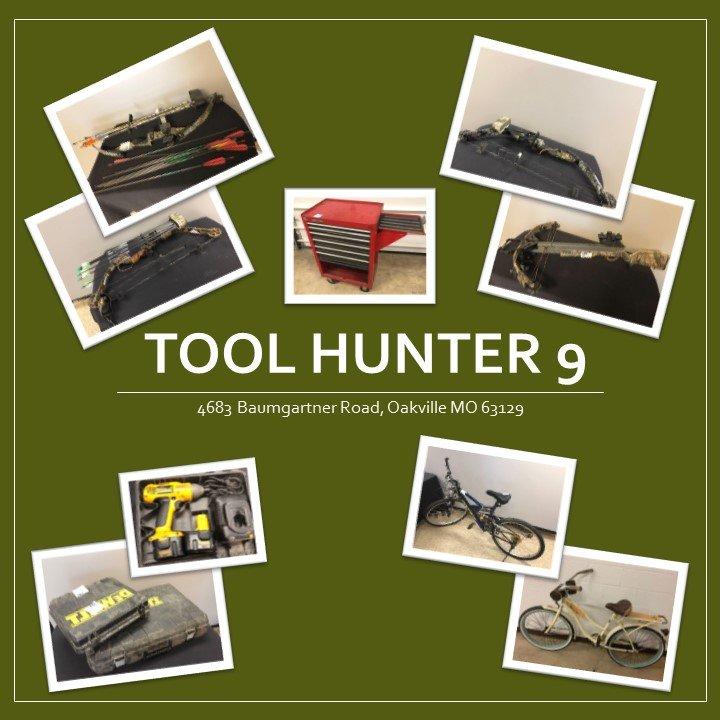 Tool Hunter 9 - Hunter Edition