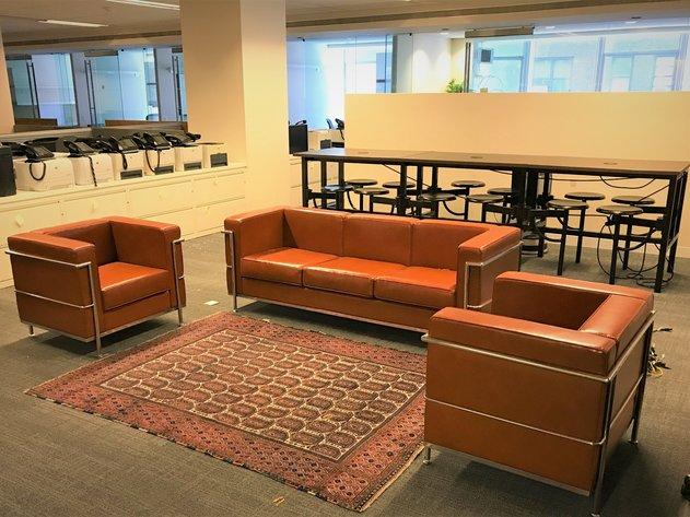 Herman Miller Aeron Chairs, Executive Office Furniture & Equipment